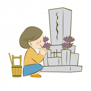 お墓参り、お墓掃除 不用品回収 遺品整理 ご相談 便利屋ワンズ 広島県呉市