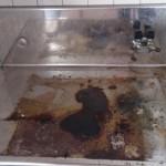 キッチン、シンク清掃 呉市女性スタッフだけの便利屋ワンズ
