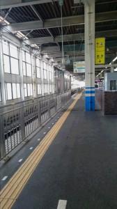 新幹線に乗車 同行、付き添い、移動介助 女性スタッフ便利屋ワンズ 広島県呉市