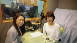 ラジオ収録 ウィメンズ・ハーモニー 広島FM 女性スタッフ便利屋 広島県呉市