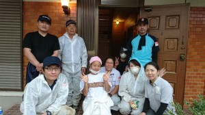 広島 呉市安浦 災害復興支援 ボランティア 感謝 便利屋 ワンズ