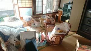 寝室 遺品整理・生前整理・家じまい 呉市 便利屋